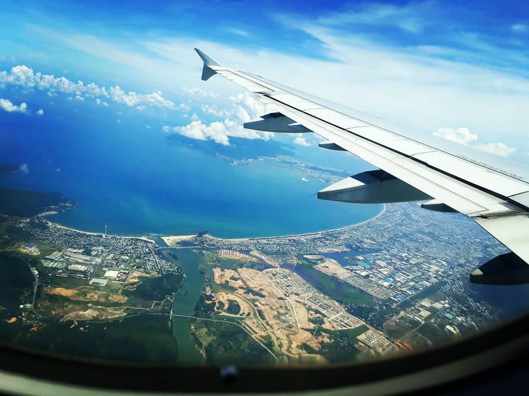Đặt vé máy bay Đà nẵng
