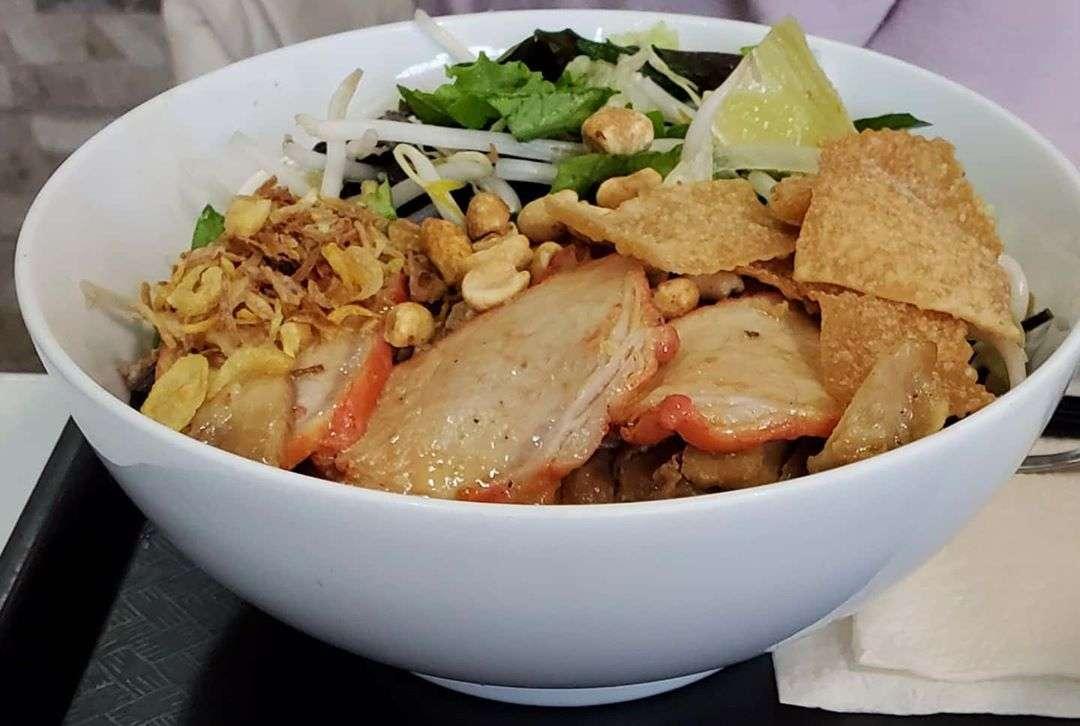 Mì Quảng ẩm thực Đà Nẵng