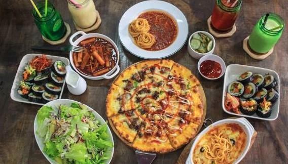 Snow Pizza Đà Nẵng hương vị thơm ngon, giá cả phải chăng
